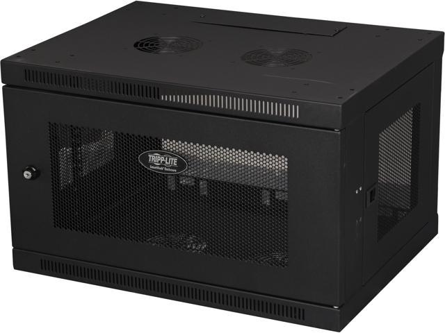 Tripp Lite 6u Wall Mount Rack Enclosure Server Cabinet W
