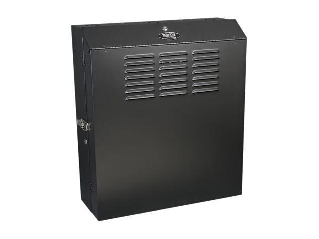 Tripp Lite 5U Vertical-Mount Wall-Mount Rack Enclosure Cabinet, Low-Profile Switch-Depth (SRWF5U)