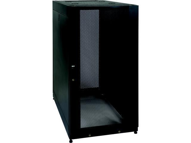 tripp lite 24u rack enclosure server cabinet  mid depth Wall Mount Rack Enclosure 1RU Rack Mount Enclosure