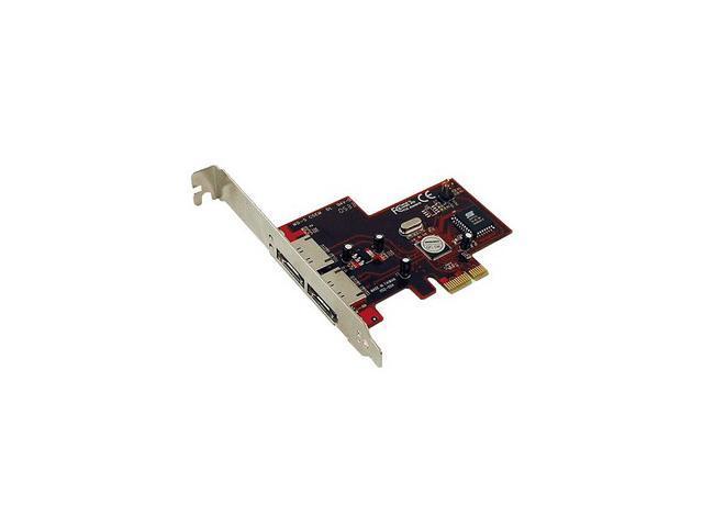 Addonics ADSA3GPX1-2E PCI Express eSATA and SATA II 2 Port eSATA II RAID Controller
