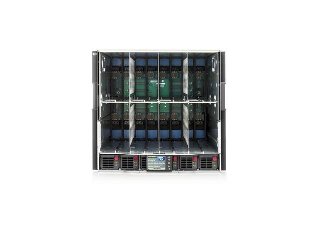 HP 507015-B21 BLc7000 Enclosure with 1 Phase 6 Power Supply 10 Fan ROHS ICE License
