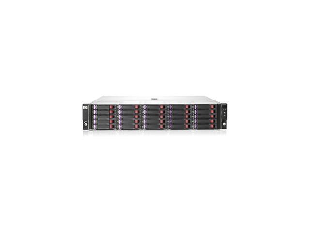 HP StorageWorks D2700 AW524A RAID 6 with ADG (Advanced Data Guarding) RAID 5 (Distributed Data Guarding) RAID 1 + 0 (Mirroring and Striping) RAID 1 (Mirroring) RAID 0 (Striping) w/25 146GB 6G SAS 15K