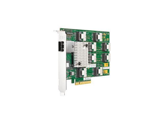 HP 468406-B21 PCI Express Full-height Plug-in Card SAS 24-port SAS RAID Controller