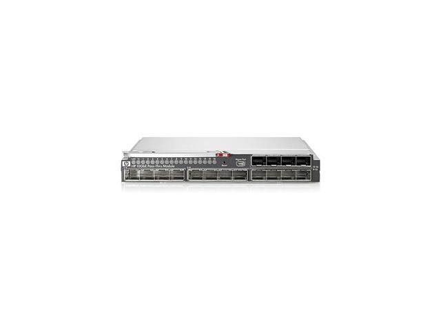 HP 538113-B21 10GbE Ethernet Pass-Thru Module for c-Class BladeSystem