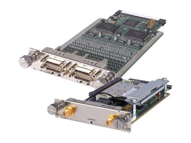 HP JD573B MSR 4-port 10/100 SIC Module