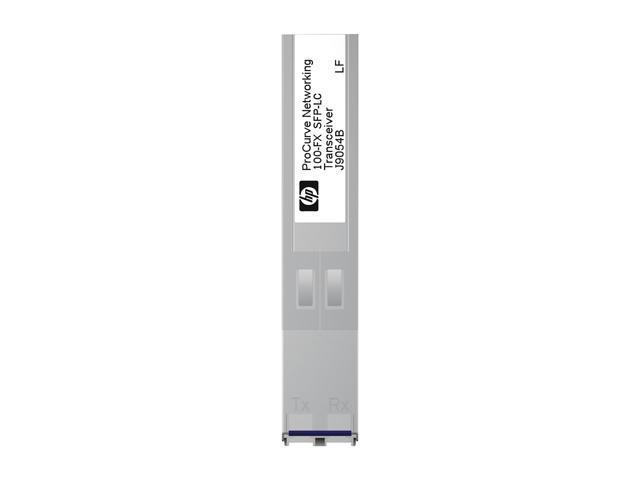 HP J9054C X111 100M SFP LC FX Transceiver