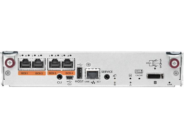 HP BK829B P2000 G3 ISCSI MSA Control