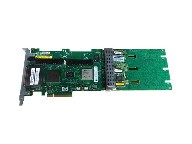 HP Smart Array P800 381513-B21 PCI-Express x8 SAS RAID Controller