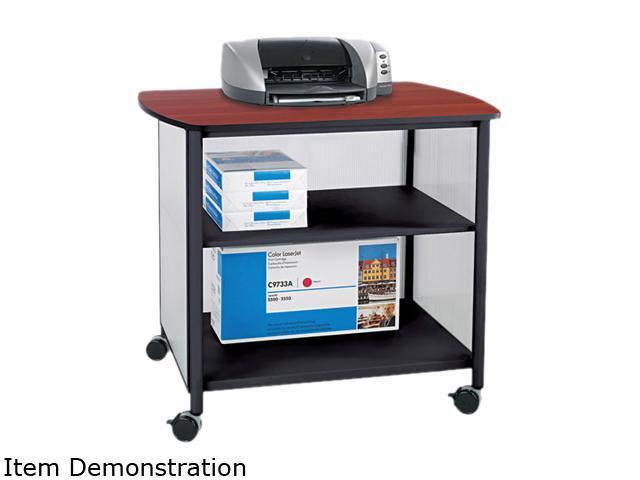 Safco 1858BL Impromptu® Deluxe Machine Stand 34 3/4