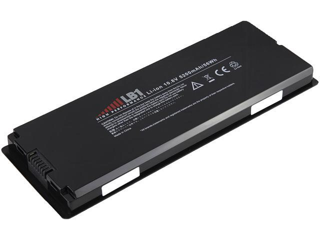 LB1 High Performance© Apple A1185 Laptop Battery (Black) 10.8V