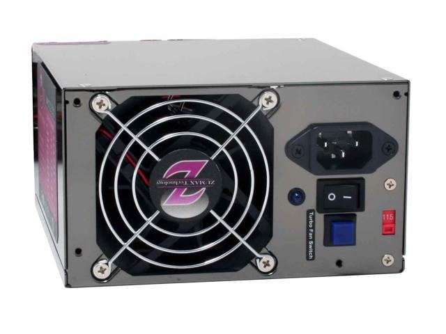 TOPOWER X3 Series ZU-550W 550W ATX12V Version 2.0 / EPS12V SLI Ready Power Supply