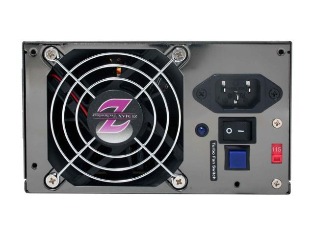 TOPOWER X3 Series ZU-550W 550W ATX12V Version 2.0 / EPS12V SLI Ready Power Supply