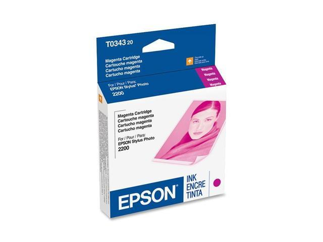 EPSON T034320 Photo Cartridge Magenta