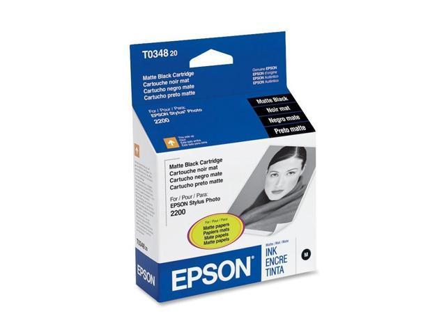 EPSON T034820 Cartridge Black