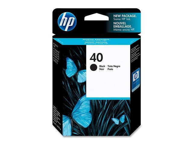 HP 51640A 40 Ink Cartridge Black