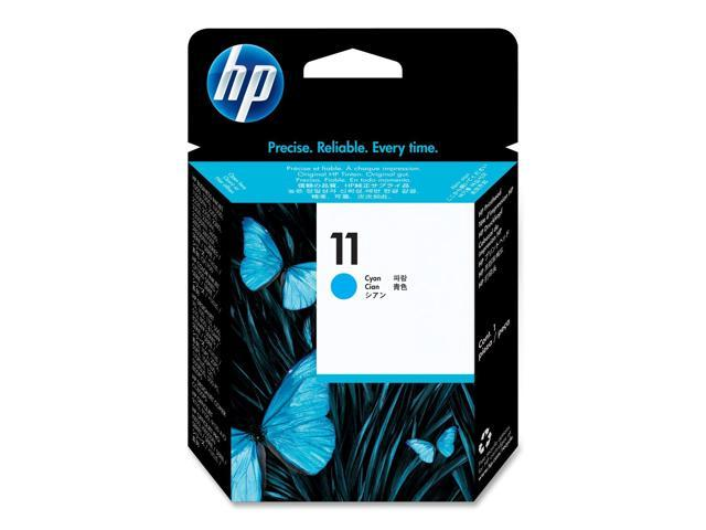 HP 11 (C4811A) Printhead Cyan