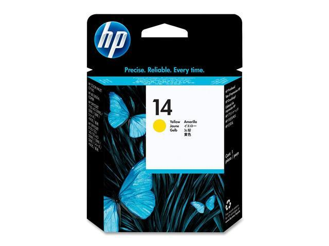 HP 14 Yellow Printhead (C4923A)