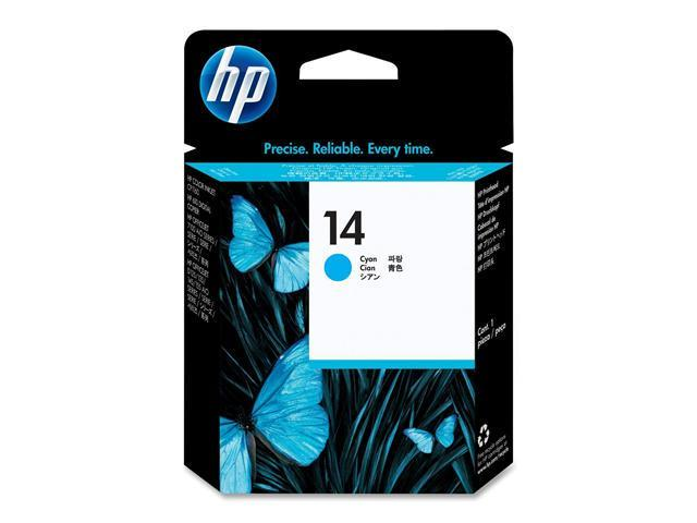HP 14 C4921A Cartridge Cyan