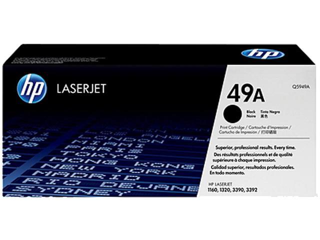 HP 49A (Q5949A) Black Original LaserJet Toner Cartridge for laserjet 1320
