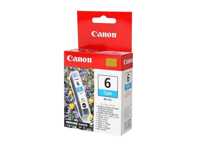 Canon BCI-6C Cartridge Cyan