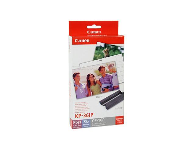 Canon Canon KP-36IP (7737A001) Ink/Paper Set Photo Color