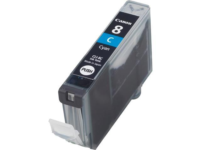 Canon CLI-8C Cyan for PIXMA iP4200/5200/5200R/6600D/ MP/500/800