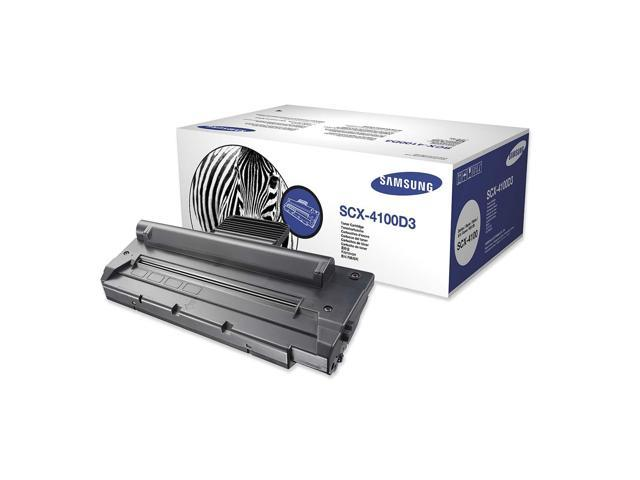 SAMSUNG SCX-4100D3 Single Toner and Drum Black