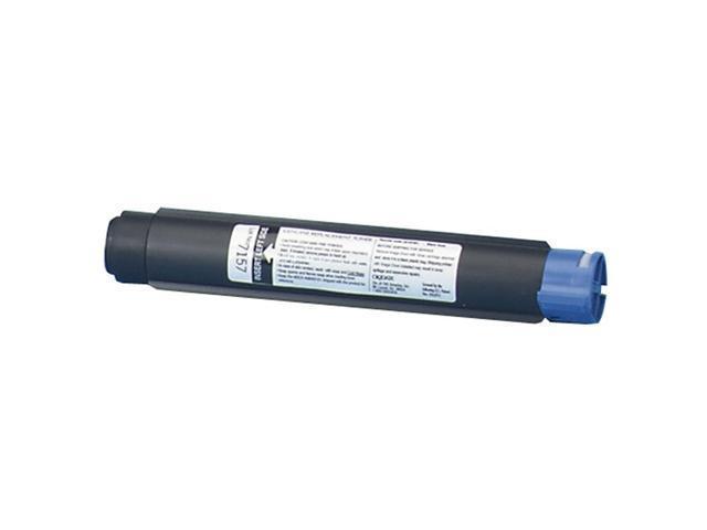 OKIDATA 52107201 Toner Cartridge for OL400e/OL600e/OL800e series, OP6e, OP6ex Black