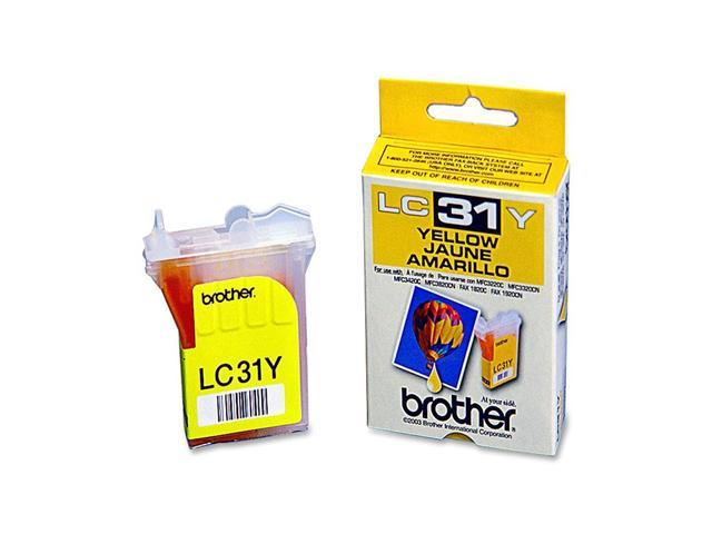 brother Ink Cartridges Yellow