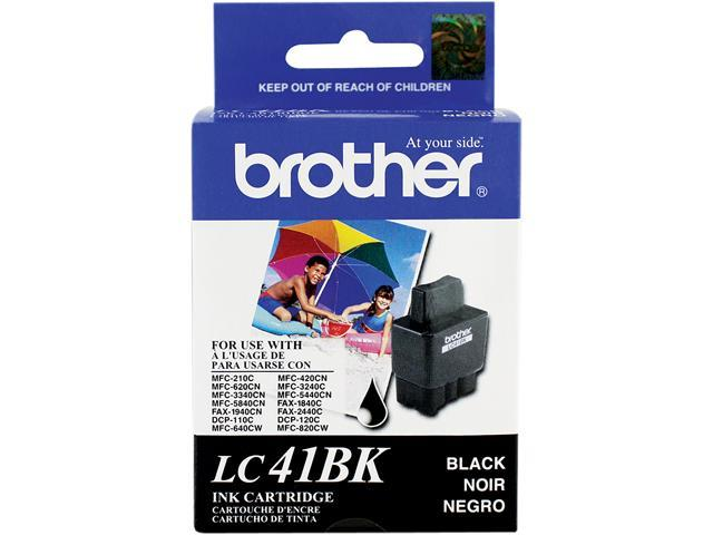 brother LC41BK Ink Cartridge Black