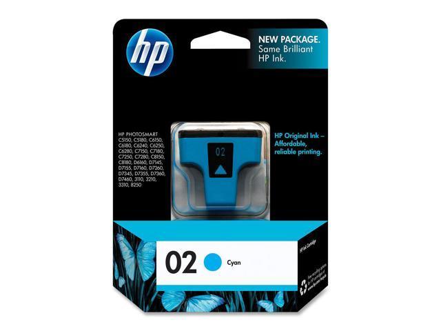 HP C8771WN Cyan Ink Cartridge