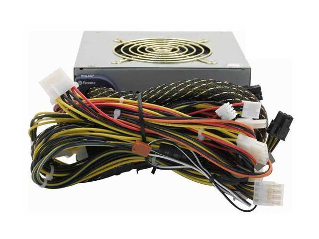 ENERMAX Whisper II EG565P-VE FMA(24P) 535W ATX12V Ver 2.0 SLI Certified CrossFire Ready Power Supply
