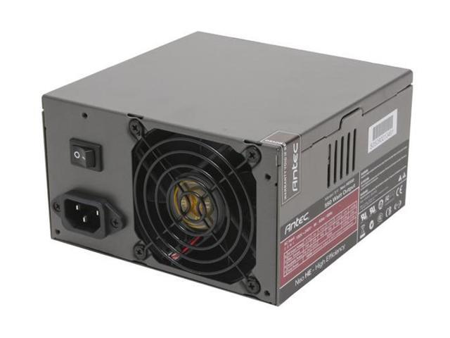 Antec NeoPower 550 550W ATX12V SLI Certified CrossFire Ready Active PFC Power Supply