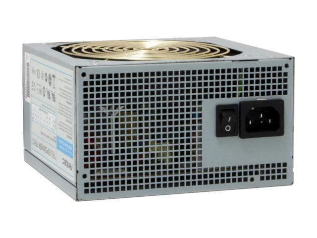 Antec True Power Trio TP3-430 430W ATX12V Active PFC Power Supply with Three 12V Rails