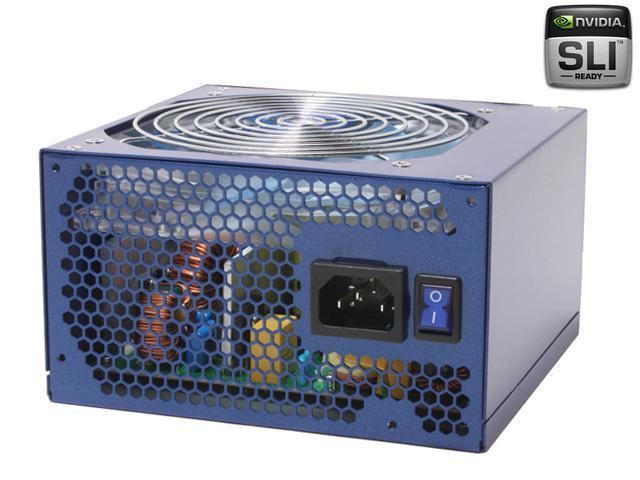 FSP Group FX700-GLN 700W ATX12V V2.2/EPS12V SLI Certified CrossFire Ready Active PFC Power Supply