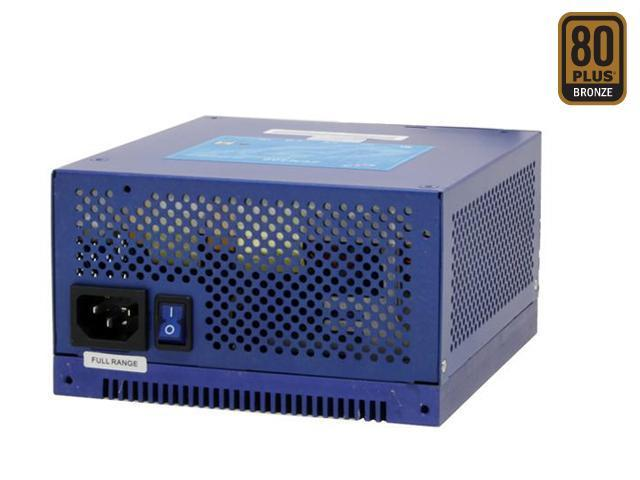 FSP Group ZEN 400 400W Fanless ATX 2.2V SLI Certified CrossFire Ready 80 PLUS BRONZE Certified Active PFC Power Supply