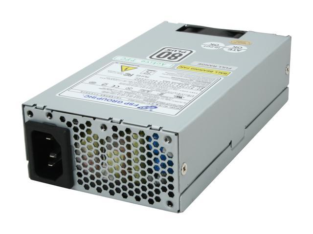 FSP Group FSP220-60LE(80) 220W Mini ITX/ Flex ATX 80 PLUS Certified Active PFC Power Supply with Intel Haswell Ready
