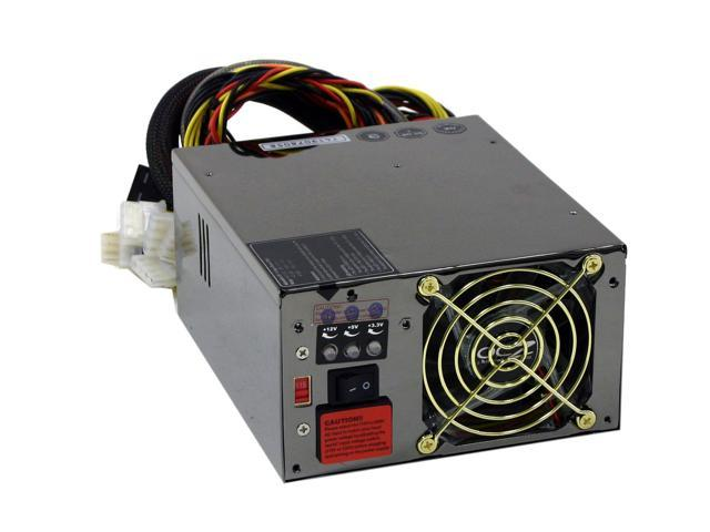 OCZ PowerStream OCZ520ADJ 520 Watts ATX, BTX, SATA, P4 and EPS12V Power Supply