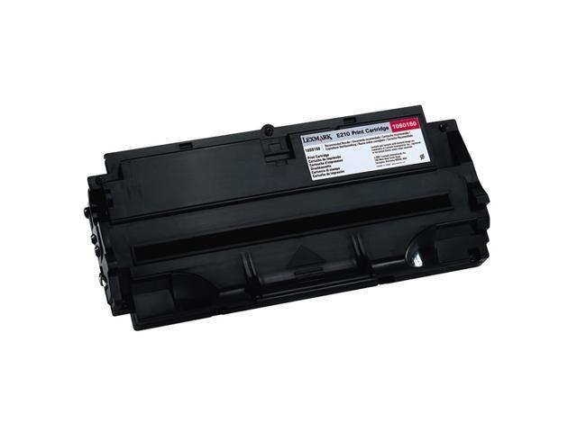 LEXMARK 10S0150 Print cartridges For Lexmark E210 Black