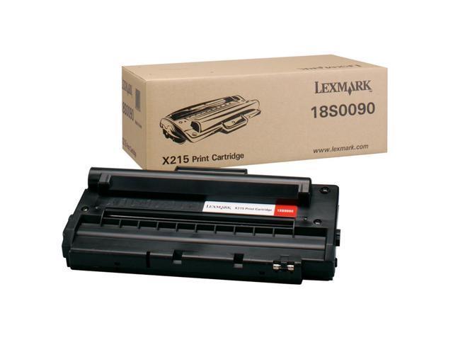 LEXMARK 18S0090 Laserjet Print Cartridge Black