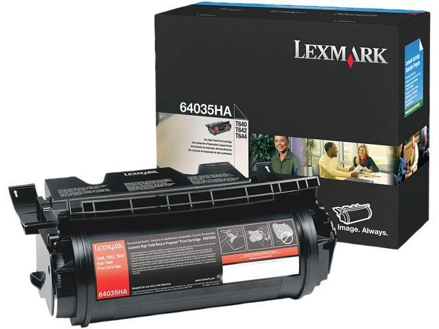 Lexmark (64035HA) High Yield Print Cartridge for T640, T642, T644
