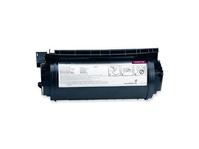 LEXMARK 12A6730 Cartridge Black
