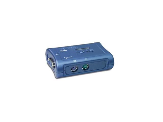 TRENDnet TK-205K 2-Port PS/2 KVM Switch