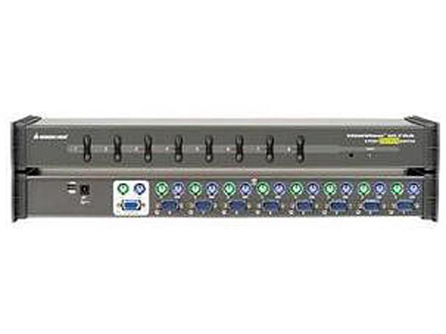 IOGEAR MiniView GCS138 Ultra KVM Switch