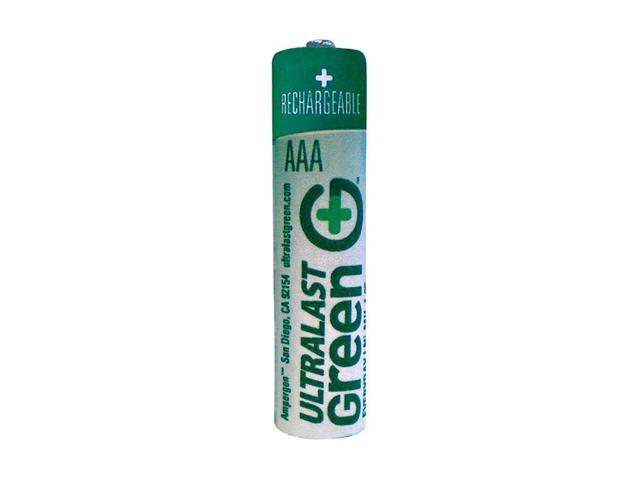 ULTRALAST ULGED2AAA 2-pack 750mAh AAA Ni-MH Rechargeable Batteries
