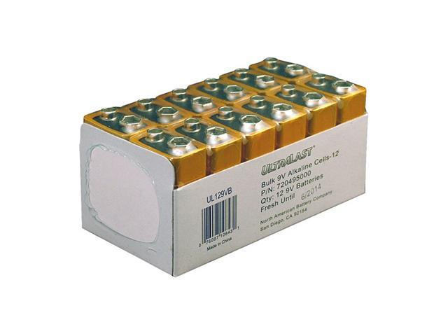 ULTRALAST UL129VB Batteries