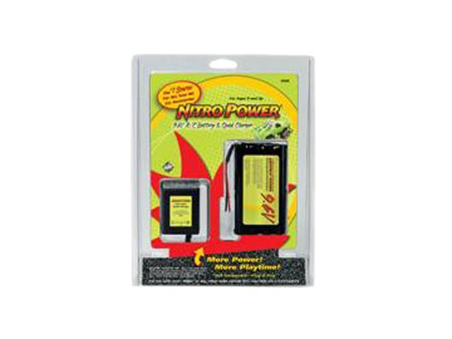 UltraLast NitroPower R96K 1-pack 700mAh Ni-Cd Battery and Charger
