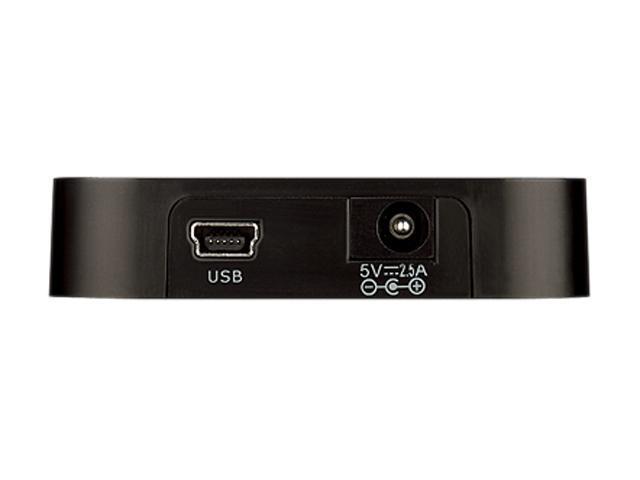 D-Link DUB-H4 USB2.0 4-Port Hub