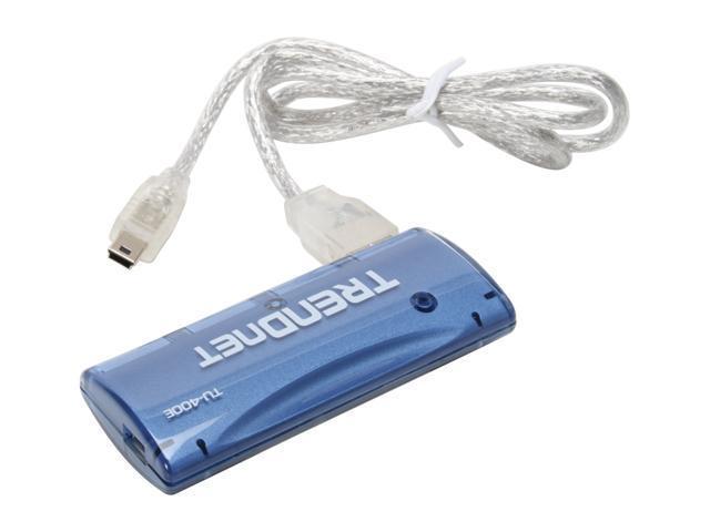 TRENDnet TU-400E 4-Port Compact USB Hub