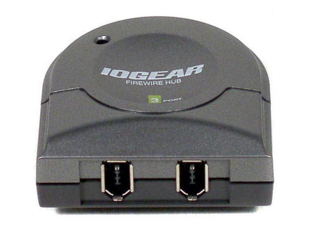 IOGEAR GFH310 3-Port Firewire Hub